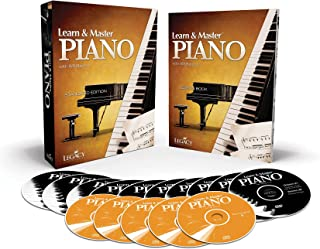 Learn & Master Piano Book Pack