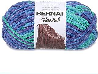 Bernat Blanket Yarn, Ocean Shades