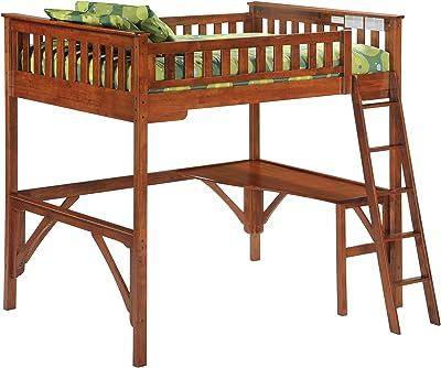 Night & Day Furniture Sarsaparilla Bed in Chocolate Finish, Full
