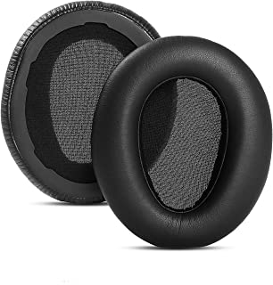 Upgraded Ear Pads Cushions Cups Replacement Foam Earpads Compatible with Sony MDR-ZX770BN MDR-ZX780DC MDR-ZX770BT Headphon...