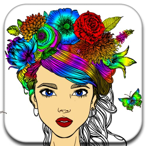 Colorvi: Coloring Book for Adults