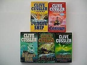 Oregon Files Series (Set of 5) Plague Ship Corsair Silent Sea Jungle Mirage
