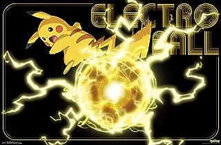 Trends International Pokemon Pikachu Wall Poster 22.375