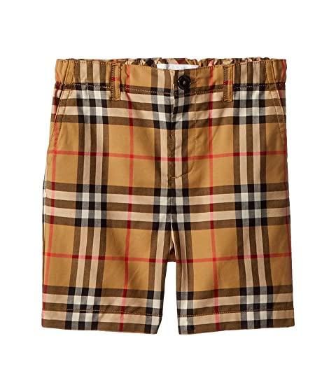 Burberry Kids Sean Check Trousers (Infant/Toddler)