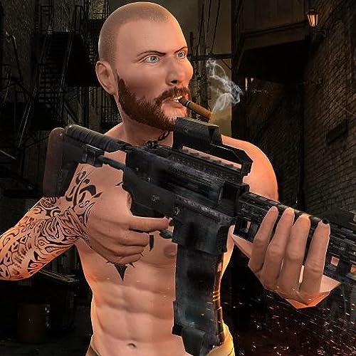 Mafia rusa Gangster Escape Call Of Mafia Gangster Crime City Simulator 3D: mente criminal Ganglands Hard Time Survival Mission Aventura Juegos de acción gratis para niños 2018
