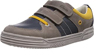 Clarks Boy's Leather Sports Shoes