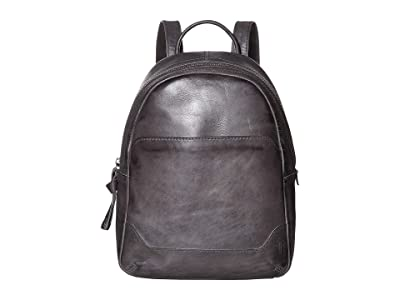 Frye Melissa Medium Backpack (Carbon) Backpack Bags