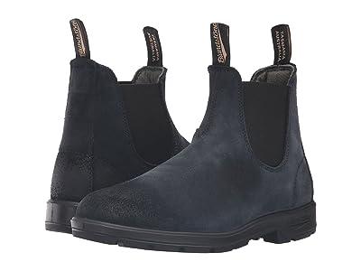 Blundstone BL1462 (Indigo Blue Suede) Pull-on Boots