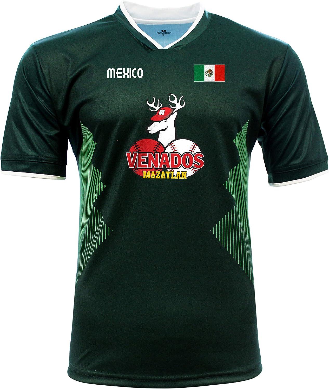 Jersey Mexico Venados Store de Sale price 100% Mazatlan Polyester_Made in