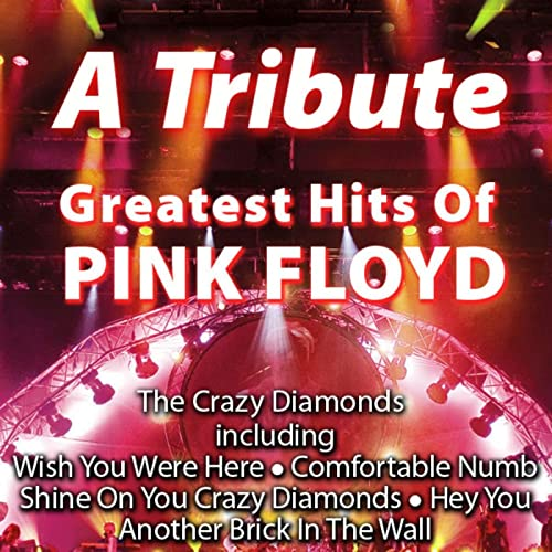 Amazon com: Greatest Hits of Pink Floyd: The Crazy Diamonds