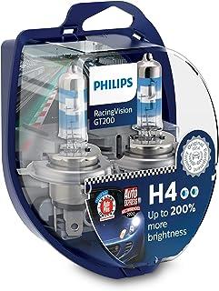 Philips 12342RGTS2 Racing Vision GT200 H4 2 Stück