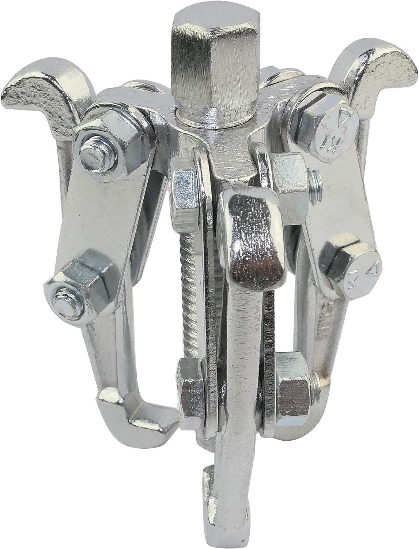 AERZETIX - Extractor de rodamientos de Bolas Auto apretando 3'' 75mm - Separador con 3 Garras para rodamiento - Toma Exterior e Interior - Herramienta de desmontaje mecánico - C46561