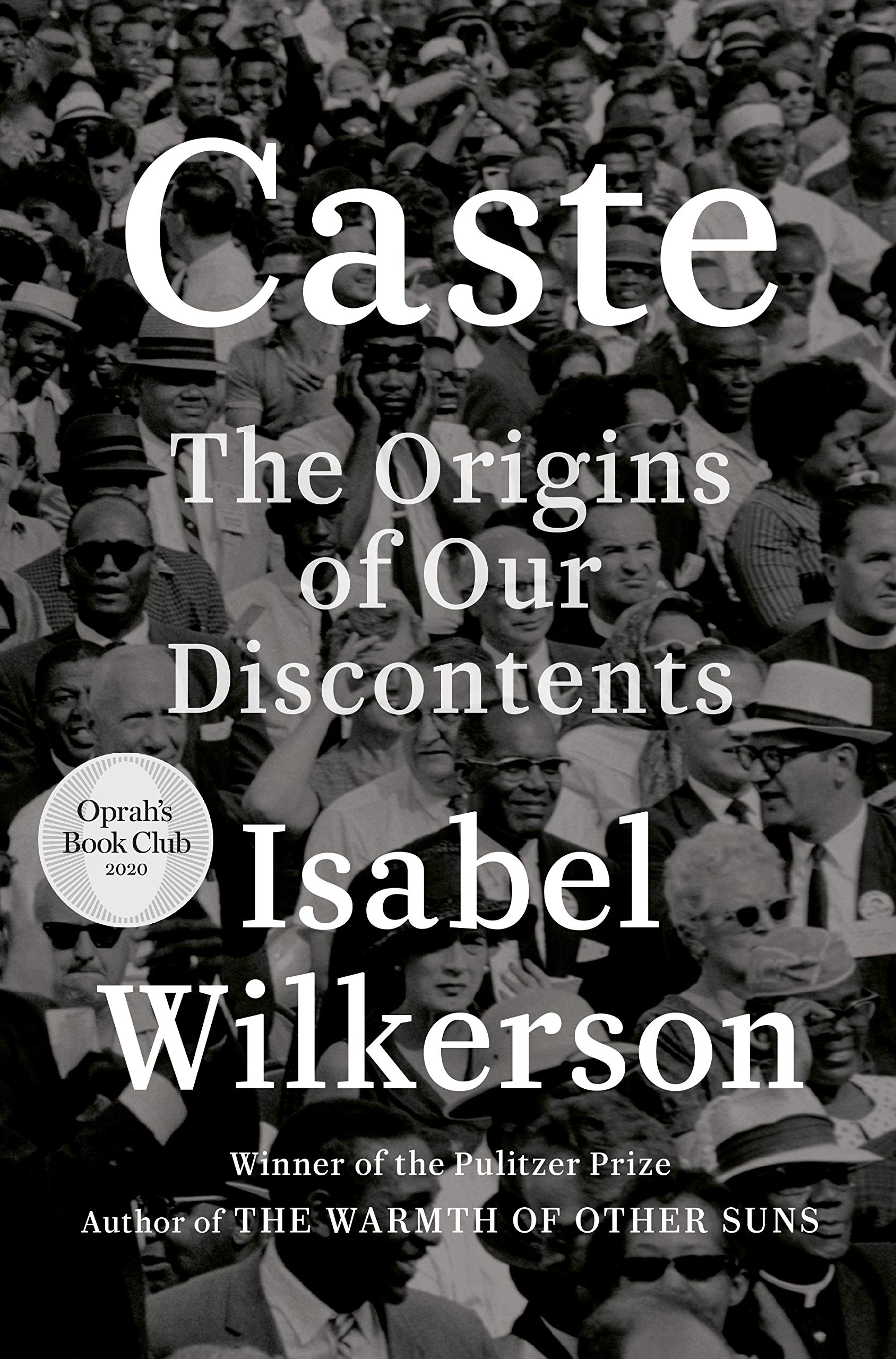 Cover image of Caste by Isabel Wilkerson