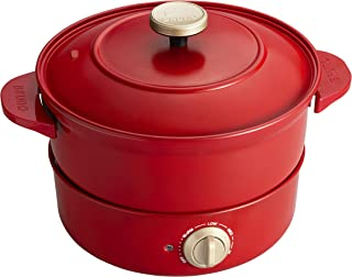 BRUNO Electric grill pot BOE029 (Red)