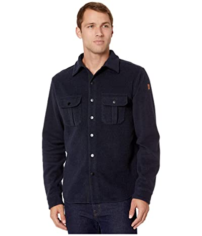 Smartwool Anchor Line Shirt Jacket (Deep Navy Heather) Men