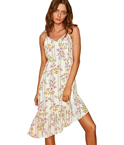 LOST + WANDER Baby Bloom Midi Dress