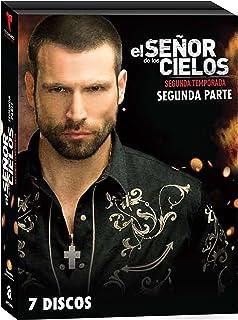 El Senor De Los Cielos 2 Segunda Temporada, Segunda Parte DVD (Season 2, Part 2) (Spanish Only / No English Options)