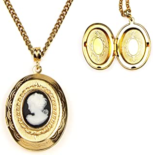 Ben-Amun Jewelry Cameo Collection Necklace Fashion Jewelry for Woman