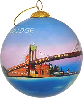 Best bridge christmas ornament Reviews