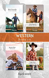 Western Box Set 1-4 April 2020/Fortune's Greatest Risk/The Texan Tries Again/Montana Dad/The Reluctant Rancher (The Fortun...