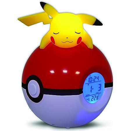 Pokemon Radio Réveil Pikachu, 811354