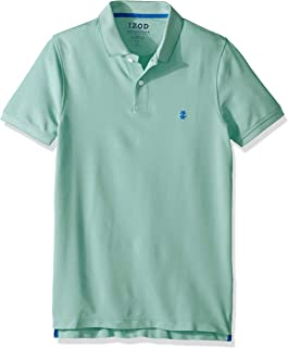 IZOD Men's Advantage Performance Slim Fit Polo Shirt