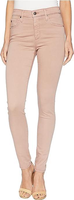 Farrah Skinny Ankle in Sulfur Pale Wisteria