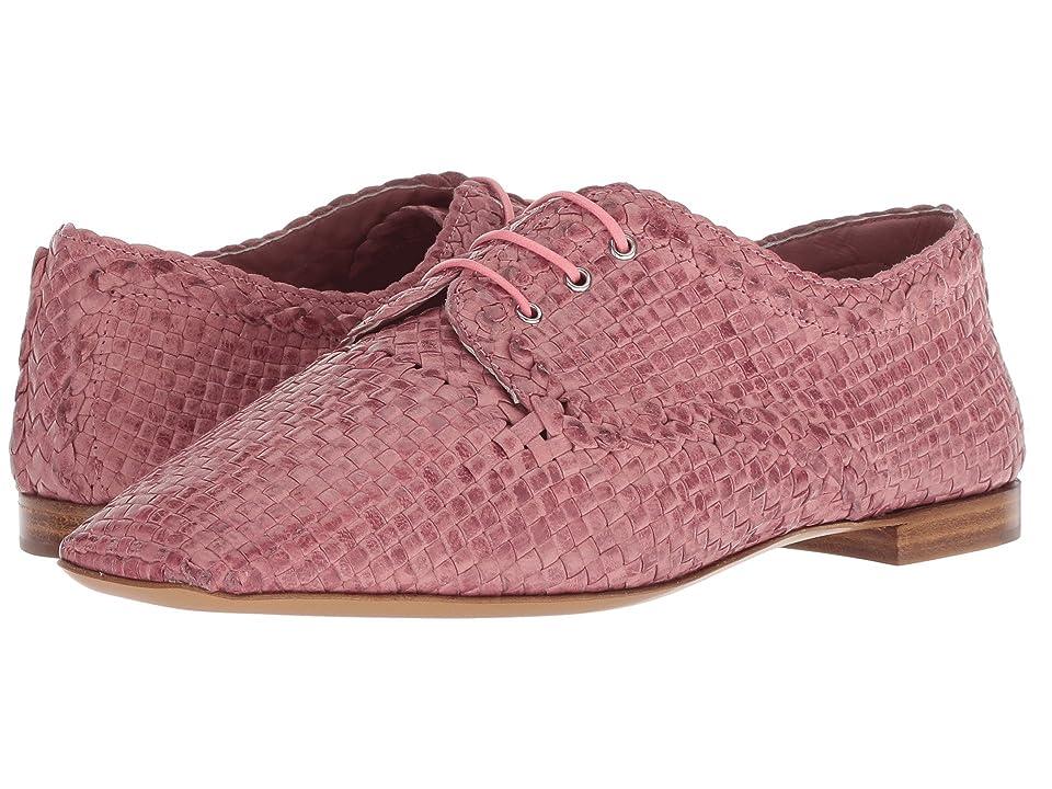 Emporio Armani Woven Oxford (Pink) Women