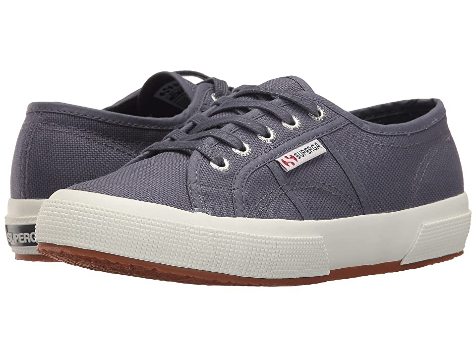 Superga 2750 COTU Classic Sneaker (Vintage Blue) Lace up casual Shoes