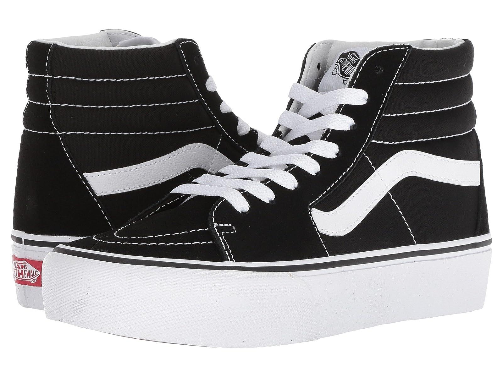 Vans SK8-Hi Platform 2.0Atmospheric grades have affordable shoes
