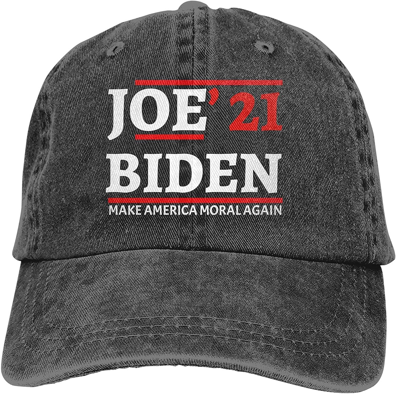 Make America Moral Again Baseball Cap Trucker Hat Retro Cowboy Dad Hat Classic Adjustable Sports Cap for Men&Women Black