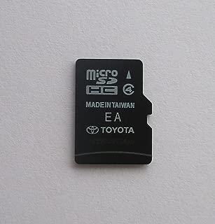 0E185 . 2014 2015 2016 2017 2018 Toyota Camry Highlander Tundra Tacoma Corolla Avalon Sequoia Rav4 4-runner Navigation Micro SD Card ,latest 2018 Map Update chip , GPS , 86271-0E185 , OEM PART