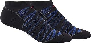 adidas Men's Superlite Speed Mesh No Show Socks (2 Pack)