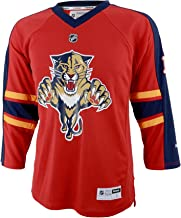 NHL Florida Panthers Boys Team Replica Player Jersey, Small/Medium, Red