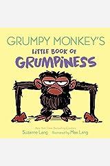 Grumpy Monkey's Little Book of Grumpiness Board book