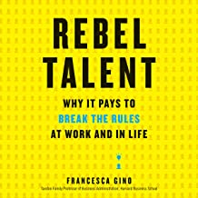 Best rebel talent by francesca gino Reviews