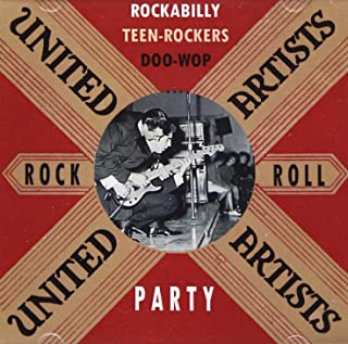 United Artists Rock N Roll Party: 32 Cuts
