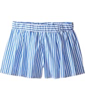 Polo Ralph Lauren Kids - Yarn-Dyed Bengal Stripe Shorts (Toddler)