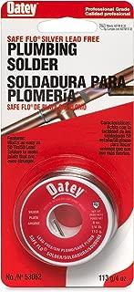 Safe-Flo Wire Solder 4oz