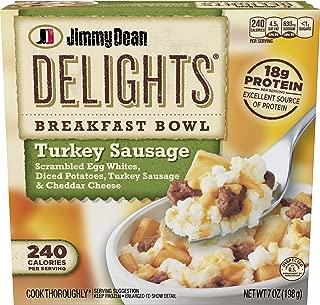 Jimmy Dean Delights Turkey Sausage Breakfast Bowl, 7 oz.