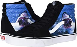 5bf994bc5 (Shark Week) Black/True White (SK8-Hi™). 9. Vans