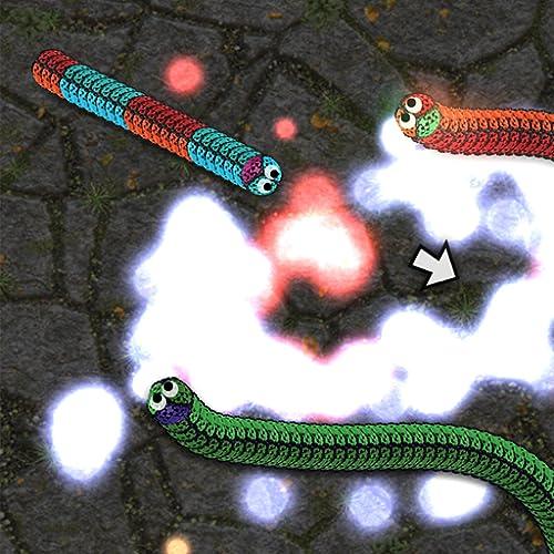 Slither Worm Snake Multiplayer