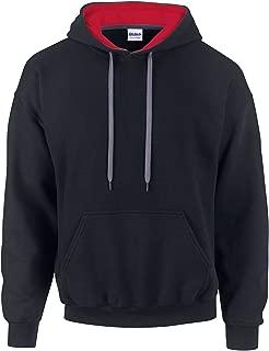 G185C_AP Gd Contrast Hooded Sweatshirt