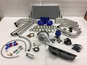 95-99 Mitsubishi Eclipse Neon 420a 2.0 Turbo Kit Intercooler BOV CAST Manifold