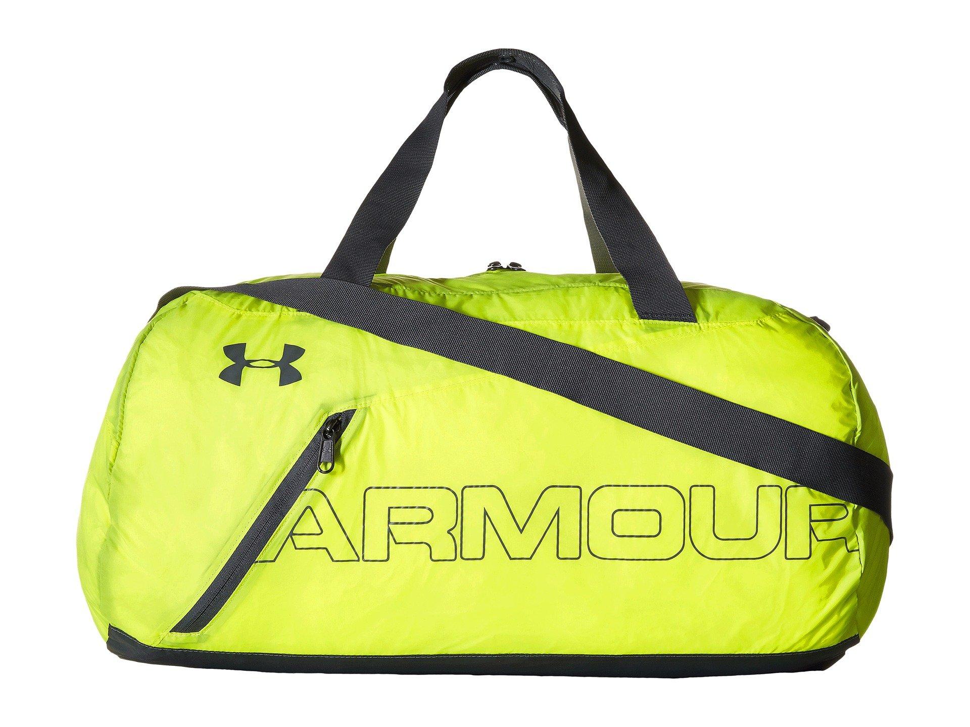 Bolso de Lona para Hombre Under Armour UA Adaptable Duffel  + Under Armour en VeoyCompro.net