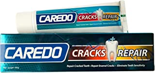 CAREDO Healing Teeth Crack Toothpaste, The ONLY Toothpaste Repairing Cracked Teeth Enamel Cracks, Cure Tooth Sensitivity, ...