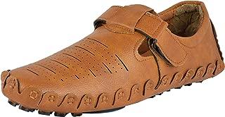 LeeGraim Men's Synthetic Outdoor Casual Sandals