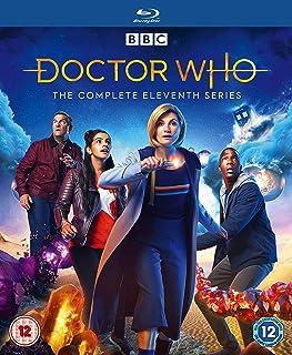 Doctor Who Series 11 [Edizione: Regno Unito] [Italia] [Blu-ray]
