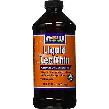Lecithin Liquid 16 Ounces