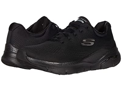 SKECHERS Arch Fit Big Appeal (Black) Women